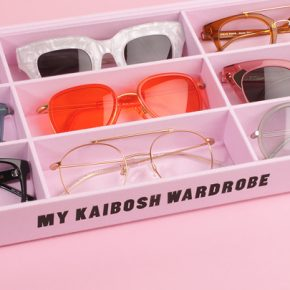 "Raff Designuke og Kaibosh presenterer:  ""Let´s Talk Glasses"""